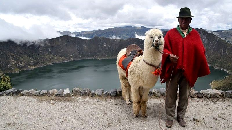 Ekvador = Južna Amerika u malom