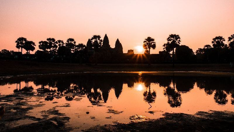 Kambodža i tajne Angkora