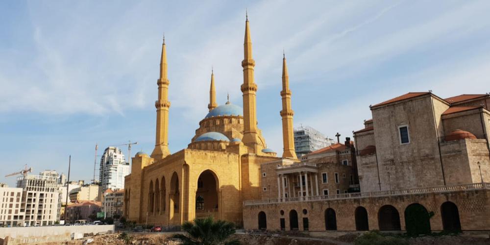 Bejrut, Pariz istoka