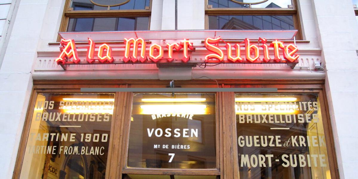 Pet najboljih pivnica u Briselu
