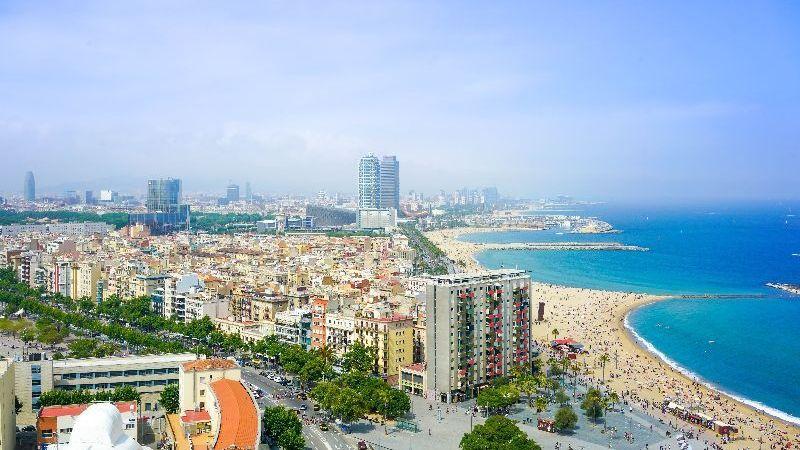 Barselona šarena kraljica Mediterana