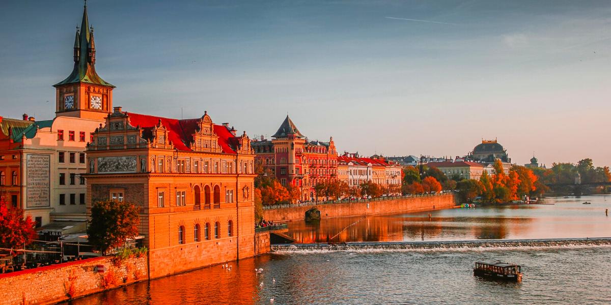 Mesta sa najboljim pogledom u Pragu
