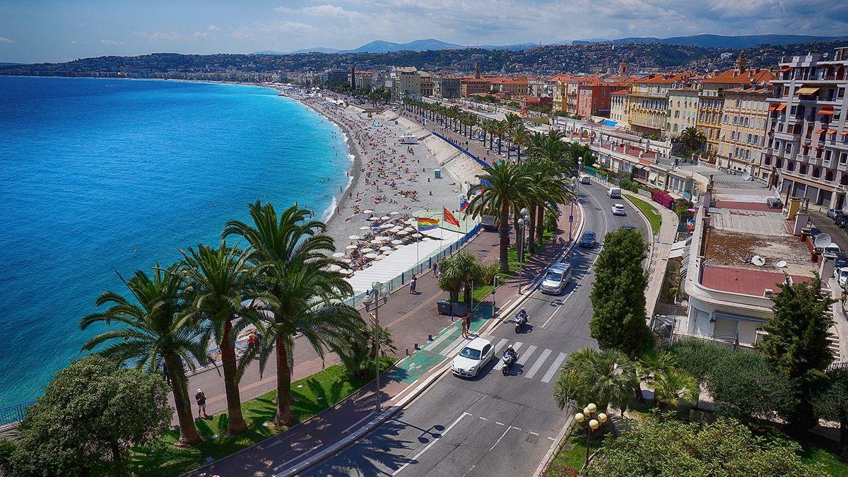 Brzi izlazak s Azurnom obalom