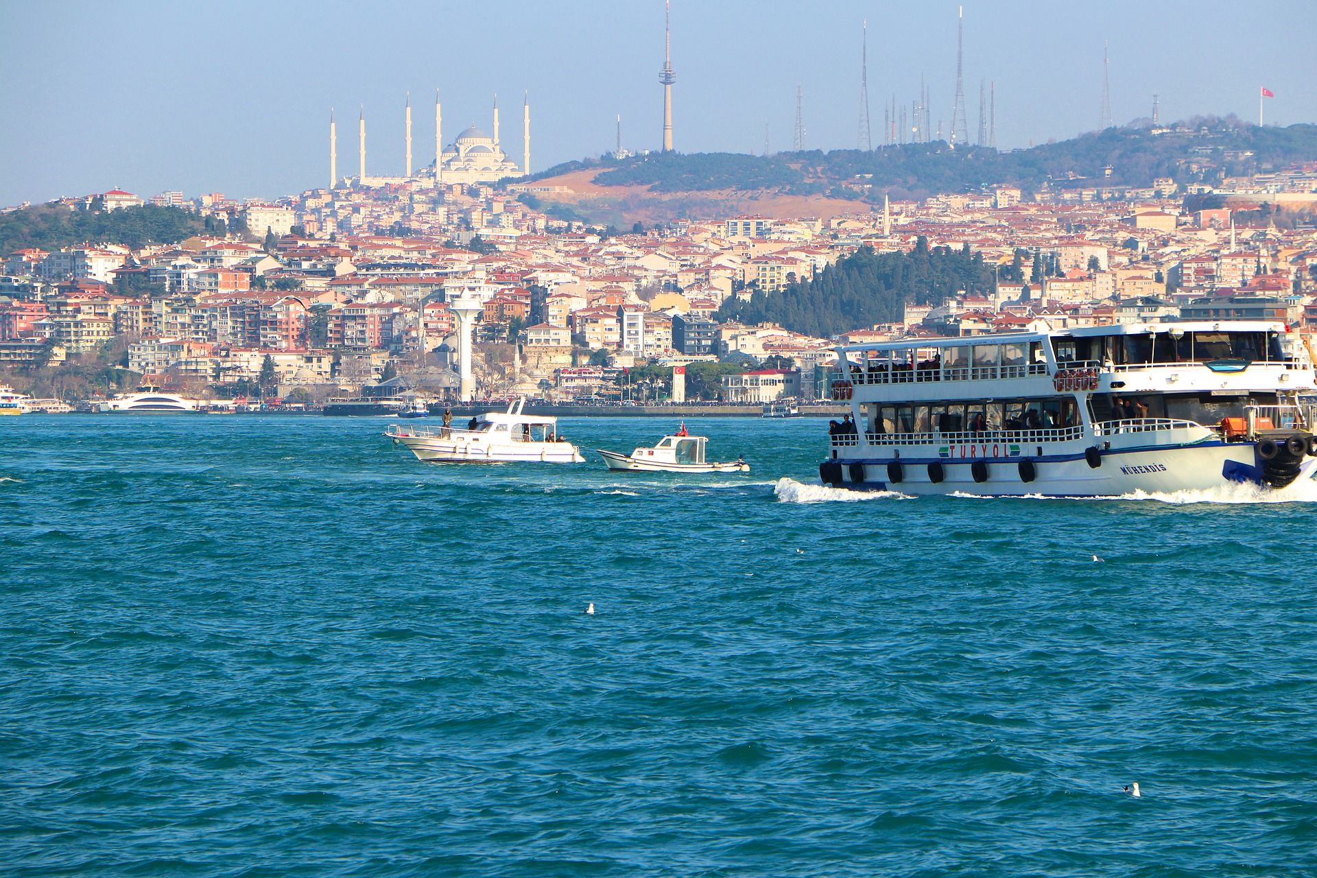 Image result for krstarenje bosforom